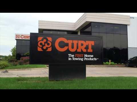 Curt Manufacturing 45051 Towing Wiring