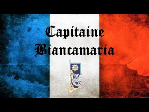 Capitaine Biancamaria EMIA Chant de Promotion