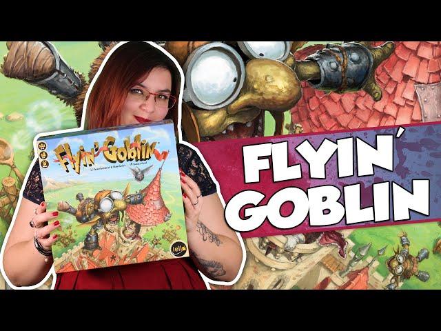 [À la découverte de ...] FLYIN' GOBLIN chez IELLO