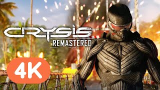 Crysis Remastered - Official Comparison Trailer