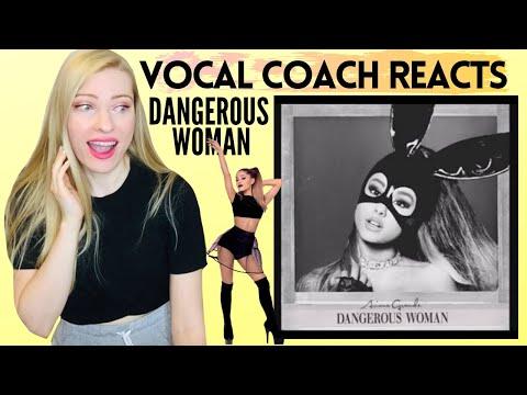Vocal Coach Reacts: ARIANA GRANDE &39;Dangerous Woman&39;  - In Depth Analysis