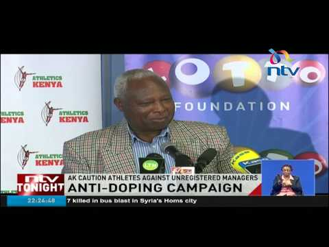 Athletics Kenya cautions athletes against using unregistered managers