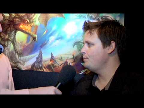Rusty Hearts E3 2011 Mark Hill Interview on Gameplay