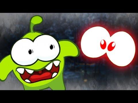 Om Nom Stories: Halloween Ghost | Funny  Cartoons For Children  | Om Nom Hindi