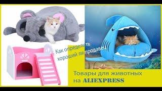 Покупки на Aliexpress. Ищем товары для наших животных!