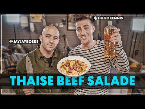 ''DE LEKKERSTE TOT NU TOE''    #DAY1 #Kookboys Afl. #8 (Thaise Beef Salade)
