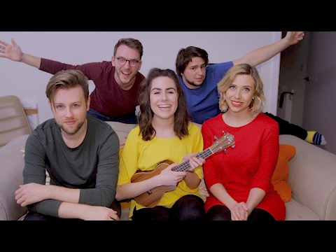 Someone In The Crowd - with friends! | La La Land cover