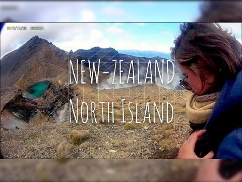 - NEW ZEALAND - Join a road trip on the North Island (Auckland, Tongariro, Hobbiton, Wellington...)