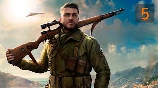 Прохождение Sniper Elite 4 — Часть 5: Порт Лорино