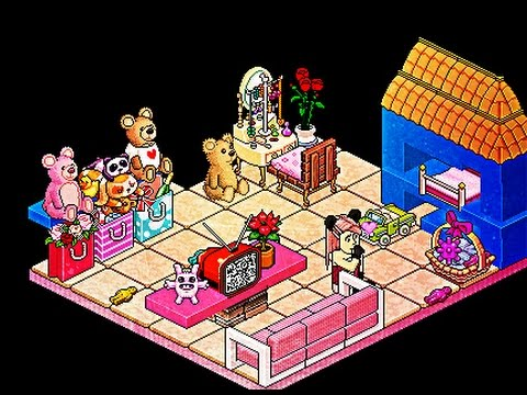Decoraciones para tu casa hogar 3 hermosa sala de estar for Habbo decoraciones