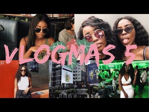 VLOGMAS 5: WE WERE DOING THE MOST! | South African YouTuber