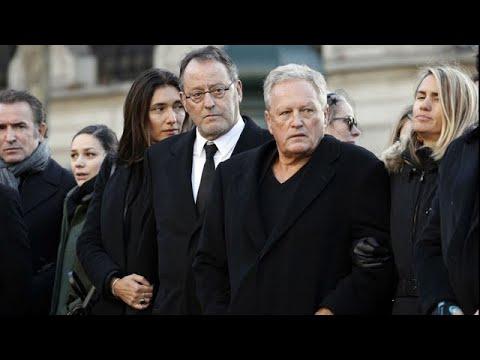 Héritage de Johnny: Jean Reno dément avoir pris la défense de Laeticia Hallyday