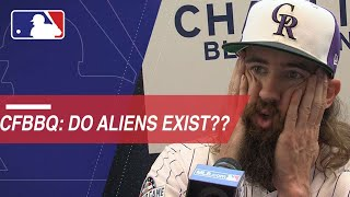 All-Stars on what aliens might look like