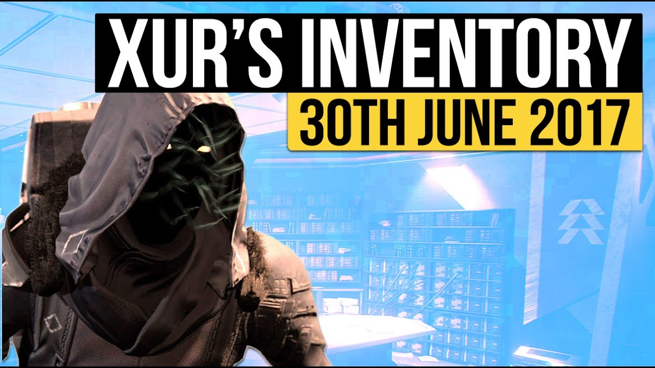 Xur Where Is Xur Today Destiny Merchant S Location Revealed For