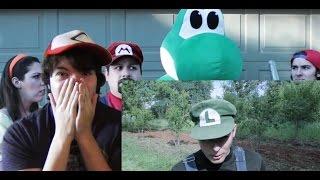 Stupid Mario World - Episode 25 - REACTION!!