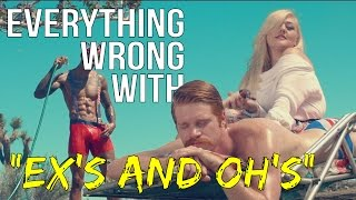 "Video Everything Wrong With Elle King - ""Ex's and Oh's"" download MP3, 3GP, MP4, WEBM, AVI, FLV Mei 2018"