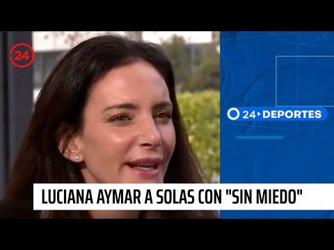 """La """"Maradona"""" del Hockey en Chile: Luciana Aymar a solas con """"Sin Miedo"""""""