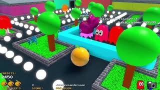 Roblox Pac-man vs Ghost