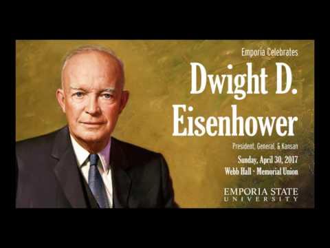 Emporia Celebrates Dwight D. Eisenhower