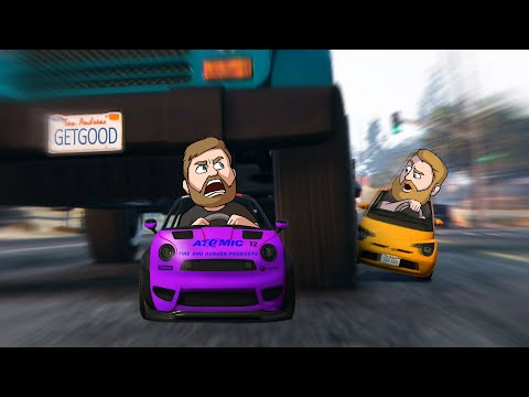 Who Can Build The Best Tiny Car In GTA5?