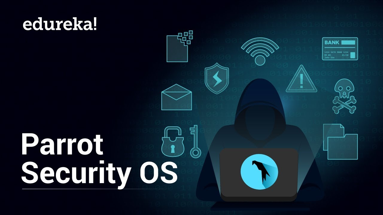 Parrot Security OS | Introduction to Parrot Security OS | Cybersecurity  Training | Edureka
