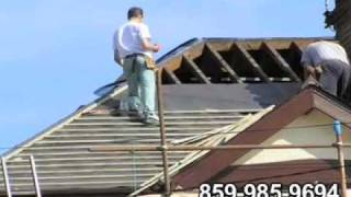 Isaacs Specialty Roof System , Berea, KY