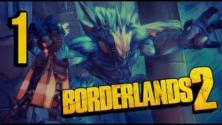 let s play borderlands 2 part 1 meet claptrap