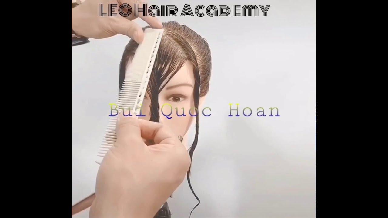 10 Kiểu Tóc Mái Đẹp nhất Nhất 2020 | Bùi Quốc Hoàn | Leo Academy | Tóm tắt những thông tin về các kiểu tóc mái đẹp cho nữ chính xác
