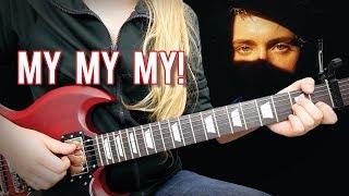 MY MY MY! Troye Sivan | EASY Guitar Tutorial!