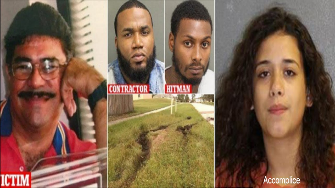 Florida Army Vet Killing Leads To The Arrest Of 3 People In Murder For Hire Plot.