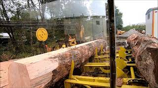 sawing 2x12 's