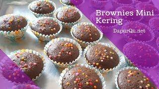 Download Resep Brownies Mini Kering - kue kering lebaran Brownies Kering Mp3