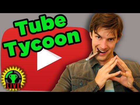 MOAR VIEWS! - Tube Tycoon (YouTube the Game)