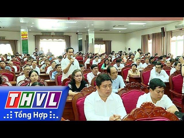 THVL | Bà Đặng Thị Ngọc Thịnh tiếp xúc cử tri sau kỳ họp thứ 5