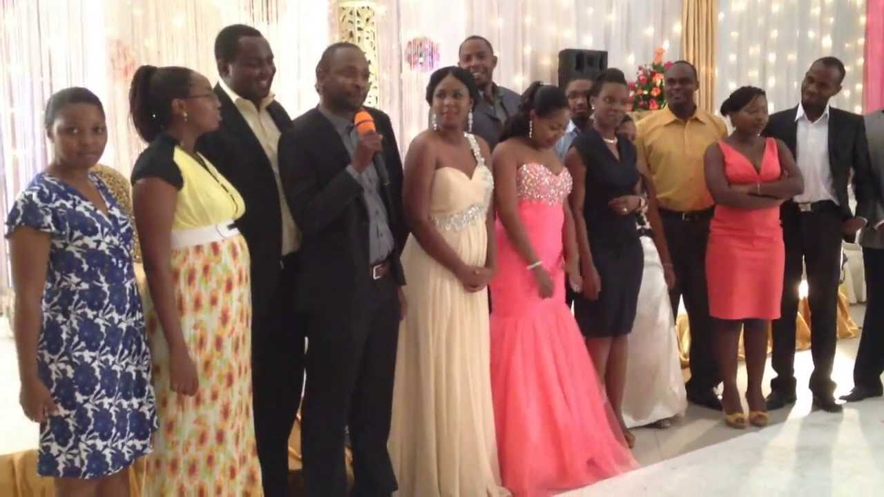 CHRISTINE\'S SEND OFF PARTY IN DAR ES SALAAM - YouTube