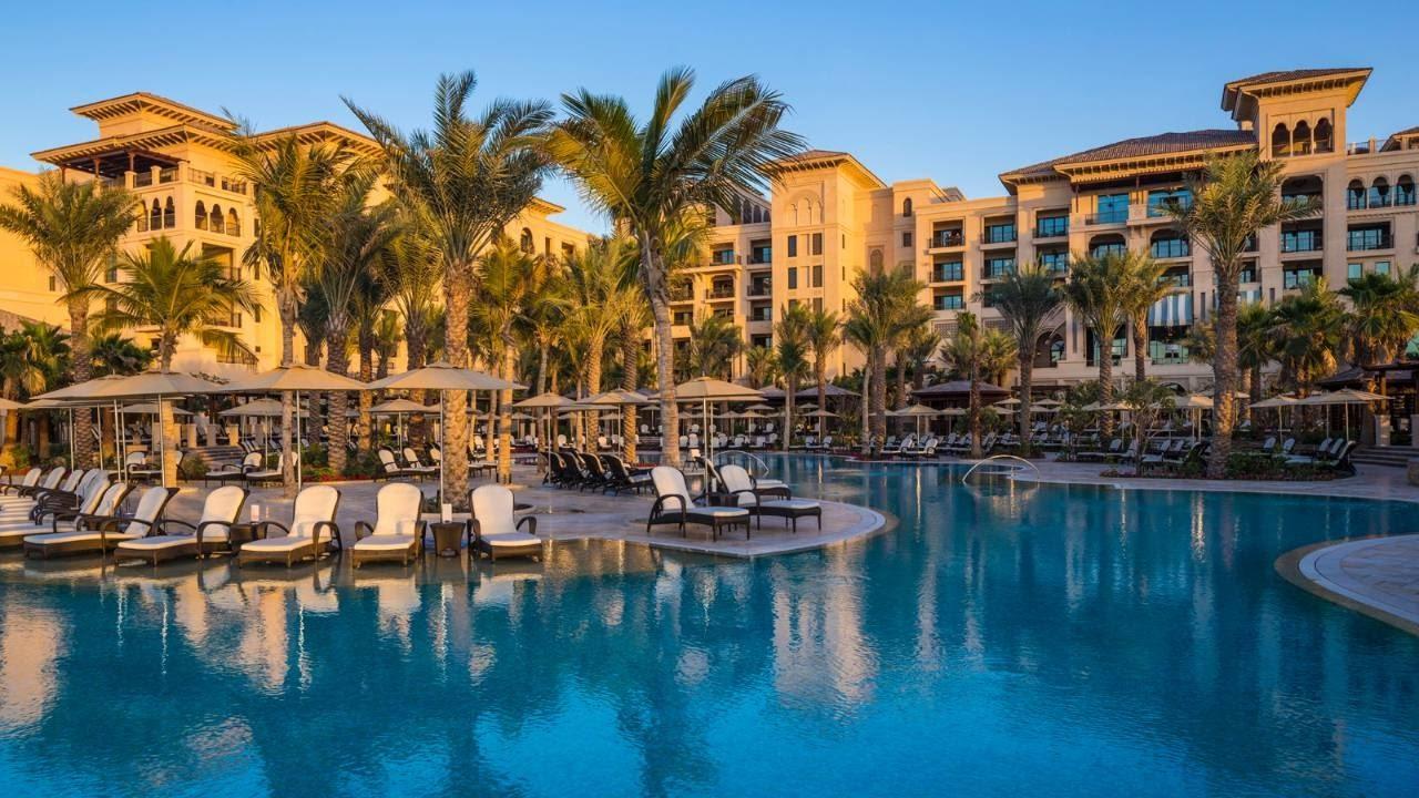 Four Seasons Resort Dubai At Jumeirah Beach Hotels Uae You