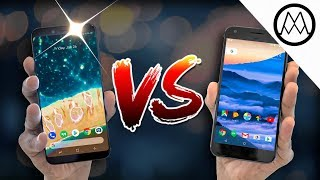 Does a Cheap 2018 Smartphone beat a 2016 Flagship?