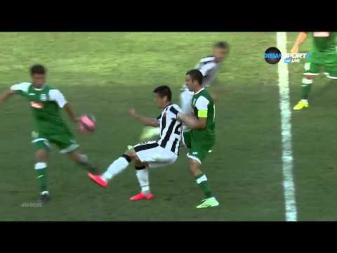 Marquinhos Pirin Blagoevgrad    Dribbling