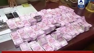 Goa police seize new 2000 notes worth Rs one crore