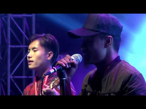 Hornbill International Music Festival video Day 2 Ngd artists part1