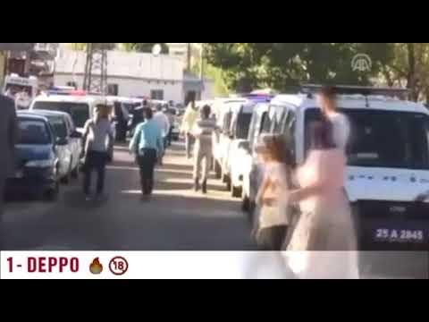 Erzurumun en tehlikeli mahalleleri izleee