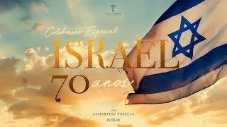 Resultado de imagem para 70 anos de Israel - (1948-2018)