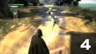 Star Wars: The Force Unleashed: Worst Day-Shift Manager Ever