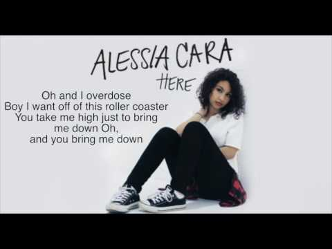 overdose by alessia cara lyrics