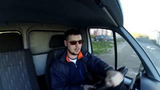 Газель на метане: 1-й рейс в Москву и обзор 2-х заправок АГНКС