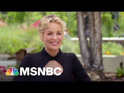 Sharon Stone On Iconic Roles, Emotional Golden Globe Win, Songwriting & Rap   MSNBC