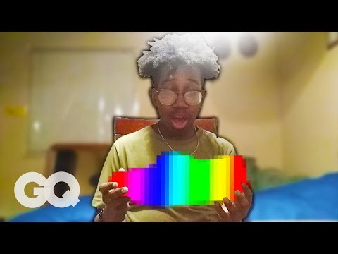 10 Things Youtuber Shorthurcules Can't Live Without | GQ from YouTube · Duration:  8 minutes 16 seconds