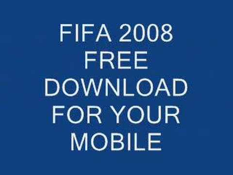 Fifa 2008 For Mobile (free Download)