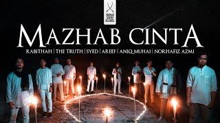 MAZHAB CINTA - Artis Tarbiah Sentap Records (Official Music Video)