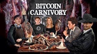 Bitcoin(ers) in Cars Getting Ribeys w/ Saif, Bitstein & Leah